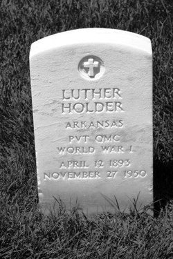 Luther Holder