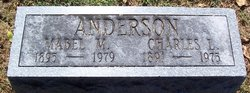 Mabel M Anderson