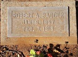 Robert Abraham Badger