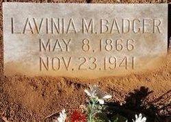 Lavina M <I>Crystal</I> Badger
