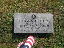 Hickman T. Kelley