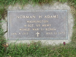 Norman H Adams