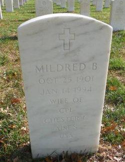 Mildred B Aiken