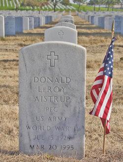 Donald Leroy Aistrup