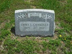 Emma Louise <I>Goodner</I> Chandler