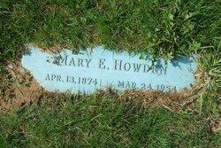 Mary Elizabeth J. Howden