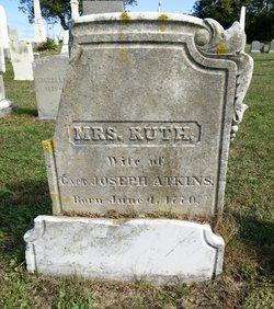 Mrs Ruth Atkins