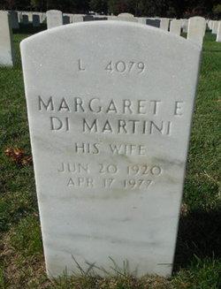 Margaret E Di Martini