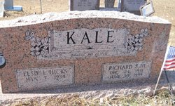 "Elsie L ""Picky"" Kale"