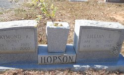 Raymond R Hopson