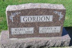 Mabel E. <I>Sander</I> Gordon