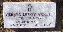 Gerald LeRoy Arnett