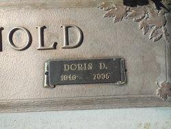Doris <I>Dean</I> Arnold