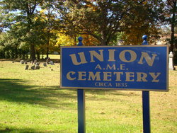 Union African Methodist Episcopal Cemetery