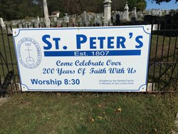 Saint Peter's Reformed Cemetery