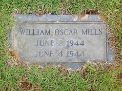 William Oscar Mills