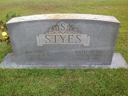 Willie Belle Styes