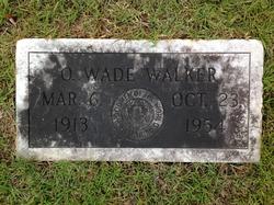 O. Wade Walker