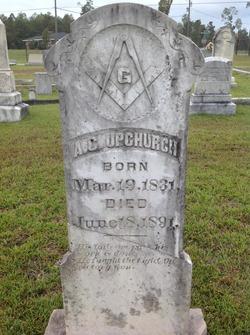 A. C. Upchurch