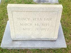 Nancy Vera Fair