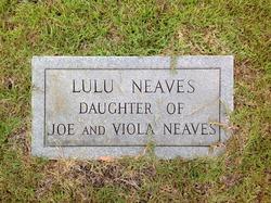 Lulu Neaves