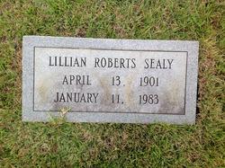 Lillian Roberts Sealy