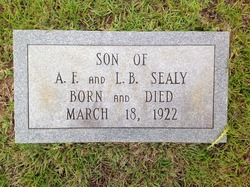 Infant Son Sealy