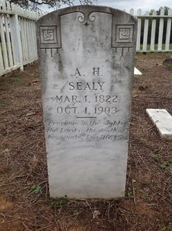 Albert Howard Sealy