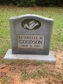 Ke'Arielle M. Goodson