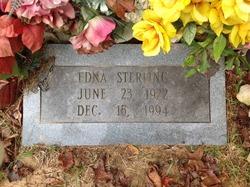 Edna Sterling