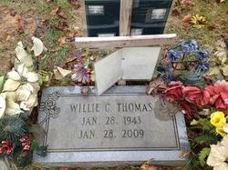Willie C Thomas