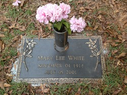 Mary Lee White