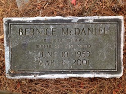 Bernice McDaniel