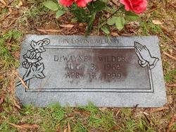 DeWayne Wilder