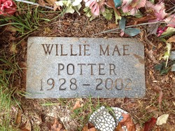Willie Mae Potter