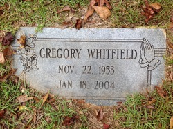 Gregory Whitfield