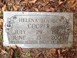 Helena Louise Cooper