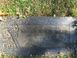 William Burley Hogue