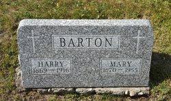 Mary <I>Flynn</I> Barton