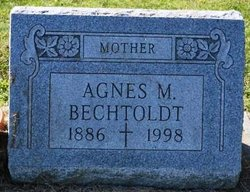 Agnes Mary <I>Cordie</I> Bechtoldt