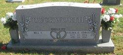 Velma Edith <I>Davis</I> Duckworth