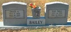 "Ovias Asbury ""Pete"" Bailey"