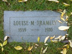 Louise M <I>Bliss</I> Bramley