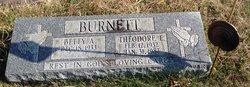 Theodore E Burnett