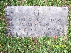 Charles Pete Adams