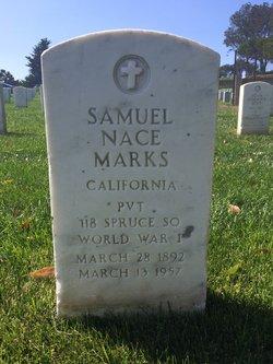 Samuel Nace Marks Jr.