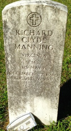 Richard Clyde Manning
