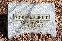 Cora Belle <I>Horton</I> Abbott