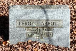 Leroy Lester Abbott