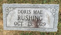 Doris Mae Rushing